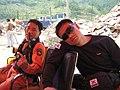 2008년 중앙119구조단 중국 쓰촨성 대지진 국제 출동(四川省 大地震, 사천성 대지진) IMG 1648.JPG