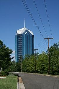 2008-08-11 University Tower from Petty Rd.jpg