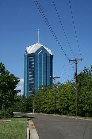 University Tower in Durham, North Carolina