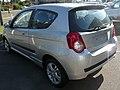 2008 Holden TK Barina (MY09) 3-door hatchback 05.jpg