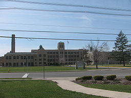 20090410 Amherst Central High School.JPG