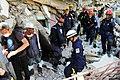 2010년 중앙119구조단 아이티 지진 국제출동100118 중앙은행 수색재개 및 기숙사 수색활동 (204).jpg