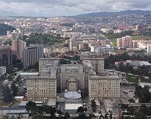 Lisszabon egy elővárosa (Alvalade)