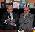 2010.01.18. Wladyslaw Bartoszewski and Stefan Bratkowski Fot Mariusz Kubik.jpg