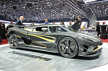 Koenigsegg Agera S Hundra At The 2017 Geneva Motor Show