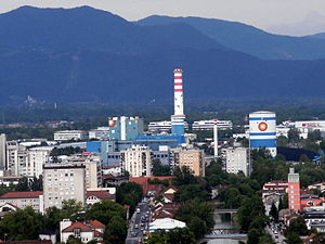 Moste District - Image: 20130528 Ljubljana 284