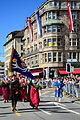 2013 Sechseläuten - Gesellschaft zu Fraumünster - Odéon - Bellevue 2013-04-15 15-20-45.JPG