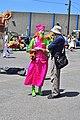 2014 Fremont Solstice parade - Purple Mark 01 (14512820001).jpg