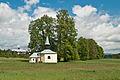 2014 Kapliczka w Wolanach 02.JPG