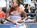 2014 US Open (Tennis) - Tournament - Barbora Zahlavova Strycova (14909596077).jpg