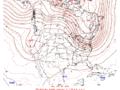 2015-10-18 500-Millibar Height Contour Map NOAA.png