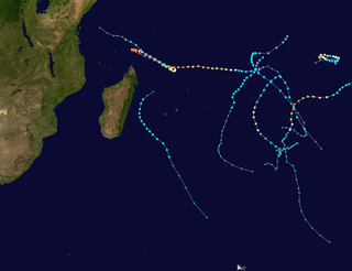 2015–16 South-West Indian Ocean cyclone season