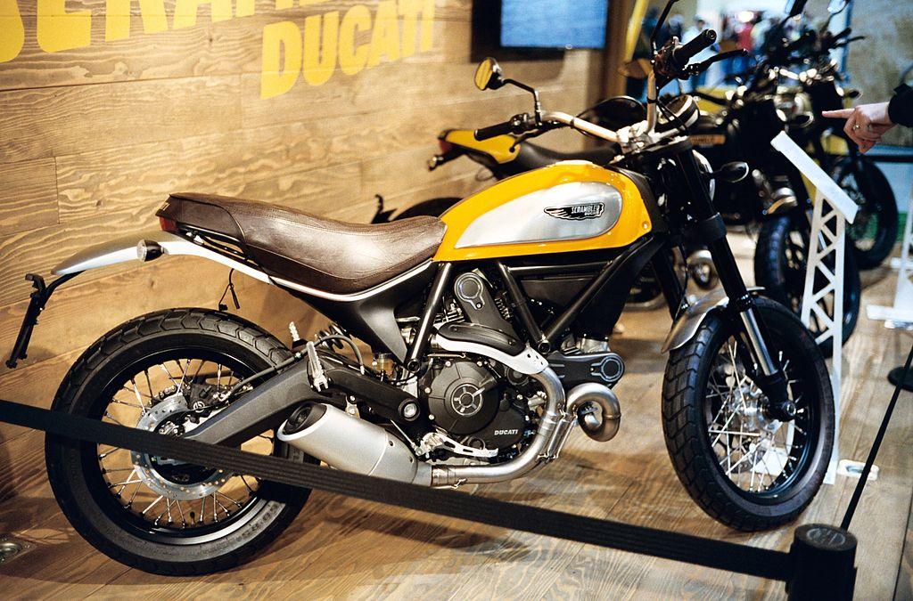 Ducati Bevel Parts