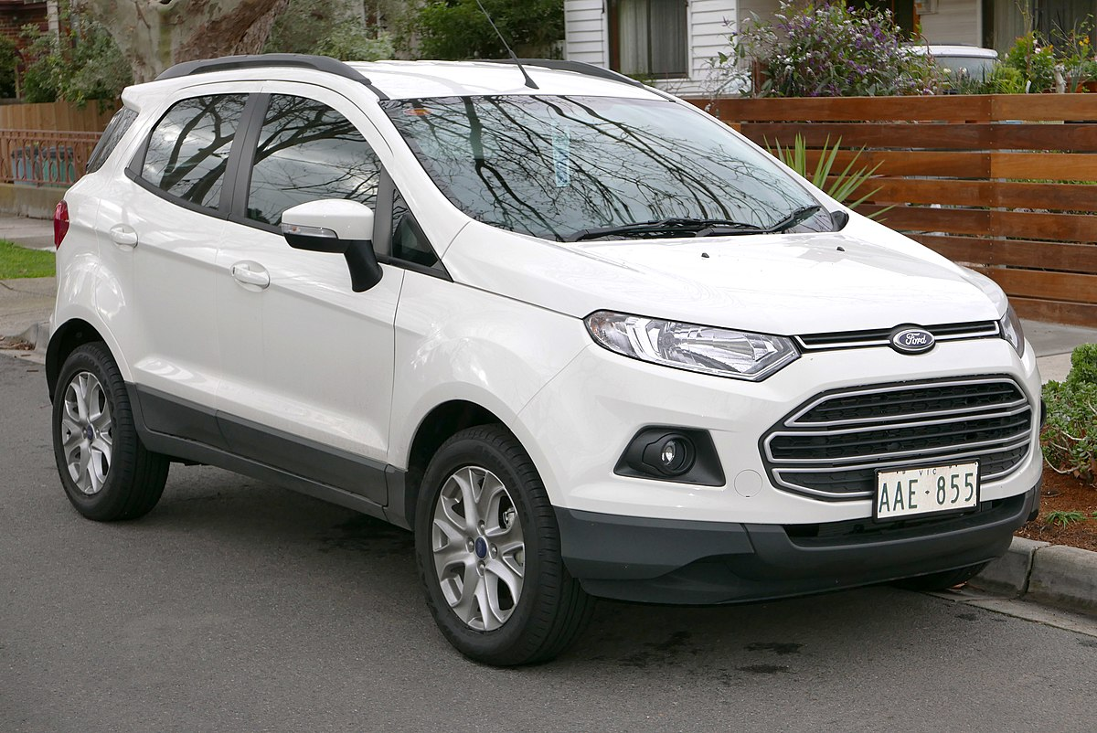 Ford Eco Sports Car Price In Chennai