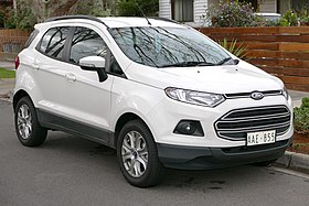 2020 Ford EcoSport: Specs, Equipment, Price >> Ford Ecosport Wikipedia