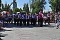 2015 Fremont Solstice parade - unidentified band E - 01 (18698827433).jpg