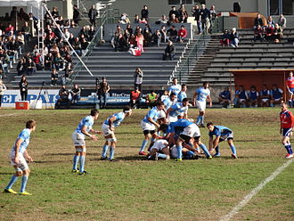 Uruguay national rugby union team - 2015 Rugby World Cup warm-up match between Uruguay and Argentina XV