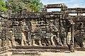 2016 Angkor, Angkor Thom, Taras Słoni (15).jpg