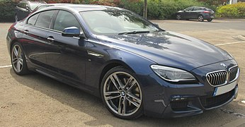 2016 BMW 640D M Sport Automatic 3.0