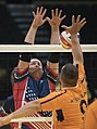 2016 Invictus Games, US Team advances to gold medal Sitting volleyball 160511-D-BB251-016.jpg