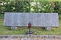 2017-07-14 GuentherZ (117) Enns Friedhof Enns-Lorch Soldatenfriedhof Österreich-Ungarn Tafel1 Mahnmal.jpg