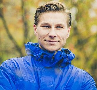 Antti Häkkänen - Image: 2017 10 Antti Häkkänen 1 (cropped)