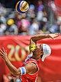 20170729 Beach Volleyball WM Vienna 2460.jpg
