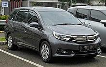 Honda Mobilio Wikipedia
