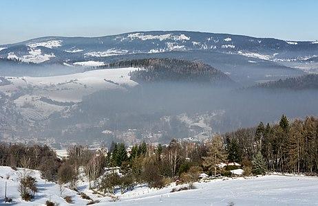 Smog over Nowa Ruda