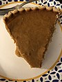 2018-12-25 17 13 55 A slice of pumpkin pie along Terrace Boulevard in Ewing Township, Mercer County, New Jersey.jpg
