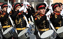 5116dc045c8af Ground Column edit . The cadets of the Moscow Military Music College Corps  ...