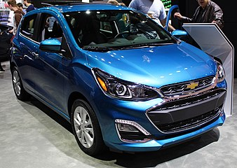 Chevrolet Spark - Wikiwand