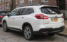 Subaru Ascent Wikipedia