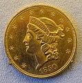 20 Dollars, United States of America, 1850 - Bode-Museum - DSC02634.JPG