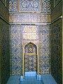 21محراب مسجد جامع کاشمر.jpg