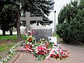 220913 Memorial to Katyn victims in Piotrków Trybunalski - 02.jpg