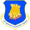 22 Mission Support Gp emblem.png