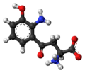 3-Hydroxy-L-kynurenine-zwitterion-3D-balls.png