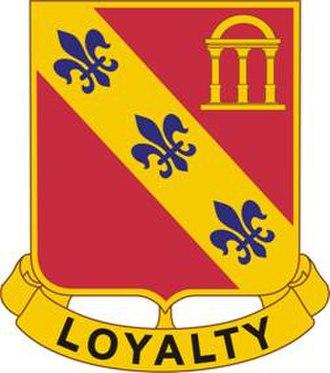 1st Battalion, 319th Field Artillery Regiment - 319th AFAR distinctive unit insignia