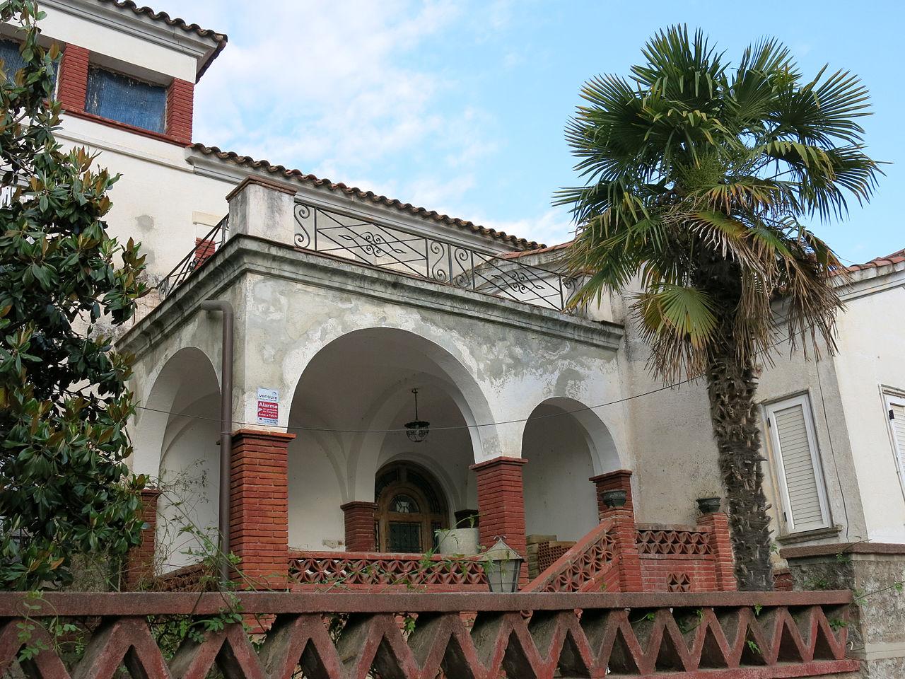 File 32 casa al c sant jaume 54 cantonada c alfons xiii - Alquiler casas parets del valles ...