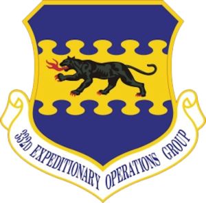 332d Expeditionary Operations Group - Emblem of the 332d Expeditionary Operations Group