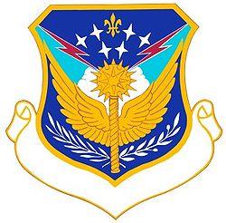 42d Air Division crest