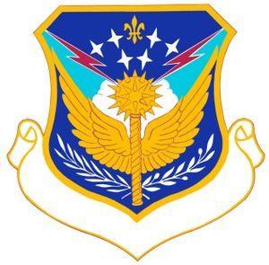 42d Air Division - Image: 42d Air Division crest