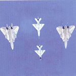 4477th Test and Evaluation Squadron - Navy F-14s with MiG-21s.jpg