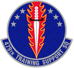 479 Training Support Sq emblem.png