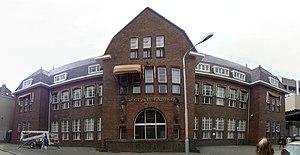 Jan van der Laan - Image: 524986 Groot Ziekengasthuis Panorama