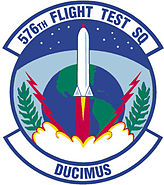 576th Flight Test Squadron