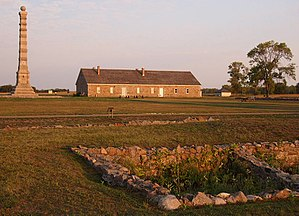 Fort Ridgely State Park - Image: 58Fort Ridgely