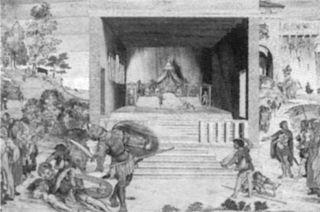 Davide e Golia (Lorenzo Lotto)