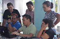 5th Waray Wikipedia Edit-a-thon 21.JPG